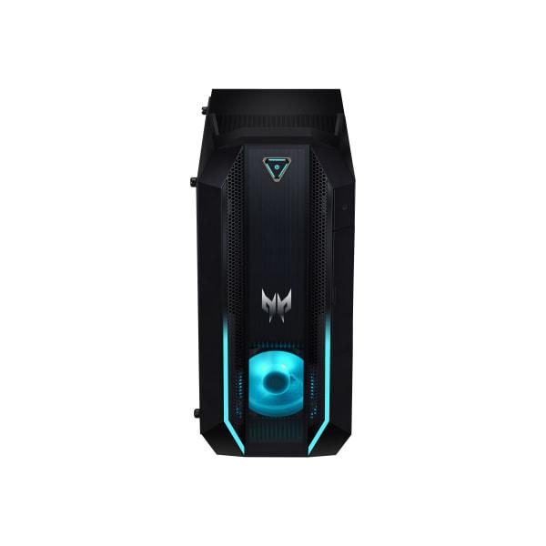 Acer Predator PO3-600 Gaming Desktop Computer - Intel Core i5 9th Gen i5-9400F Hexa-core (6 Core) 2.90 GHz - 12 GB RAM DDR4 SDRAM - 512 GB SSD - Windo