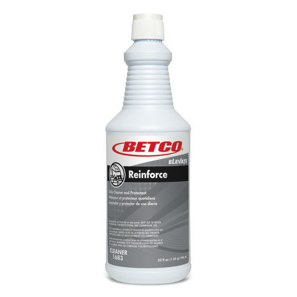 Betco� Elevate Reinforce Cleaner, Citrus Scent, 32 Oz Bottle, Case Of 12 -  16831200