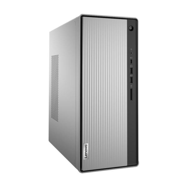 Lenovo IdeaCentre 5 (14IMB05) Desktop, 10th Gen Core i5 6-Core, 12GB RAM, 256GB SSD + 1TB SSD