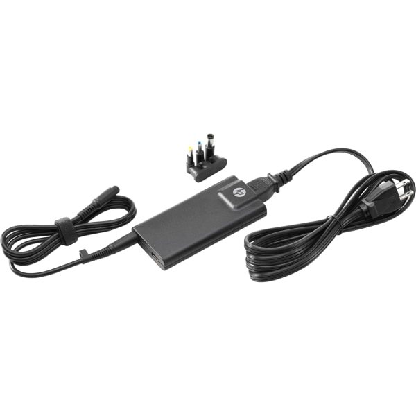 HP 65W Slim AC Adapter - 5 V DC Output
