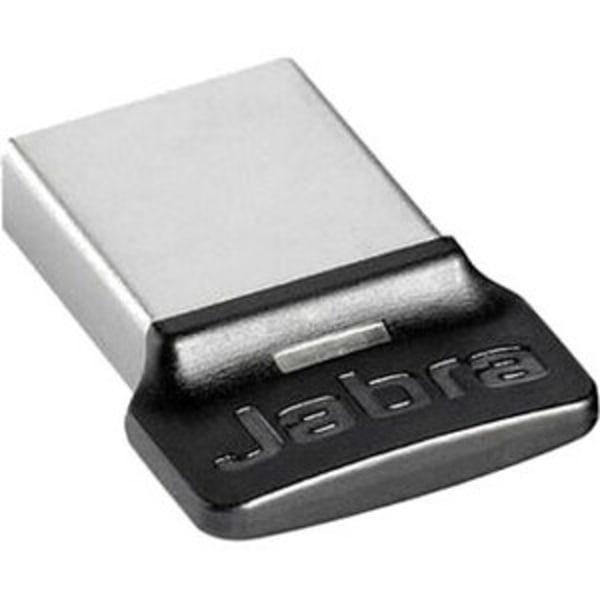 Jabra LINK 360 Bluetooth 3.0 - Bluetooth Adapter for Desktop Computer/Notebook/Tablet/Smartphone/Music Player - USB - 2.40 GHz ISM - 328.1 ft Indoor R