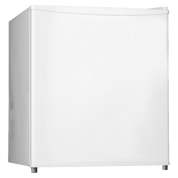 Lorell 1.6 Cu Ft Compact Refrigerator, White