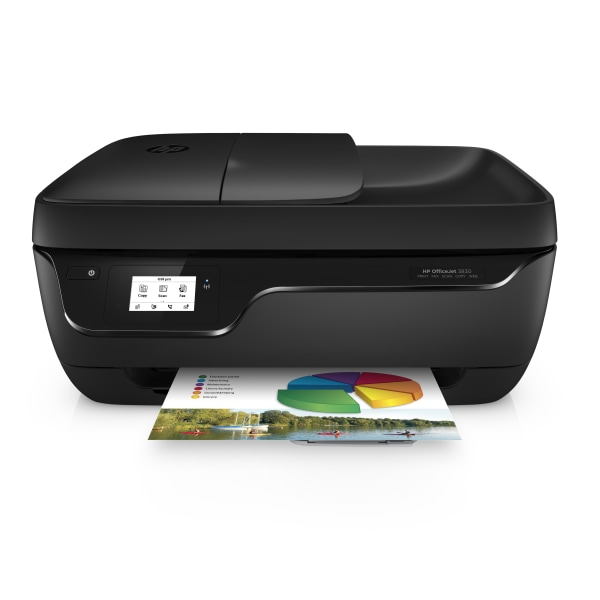 HP Officejet 3830 Wireless All-In-One Color Printer