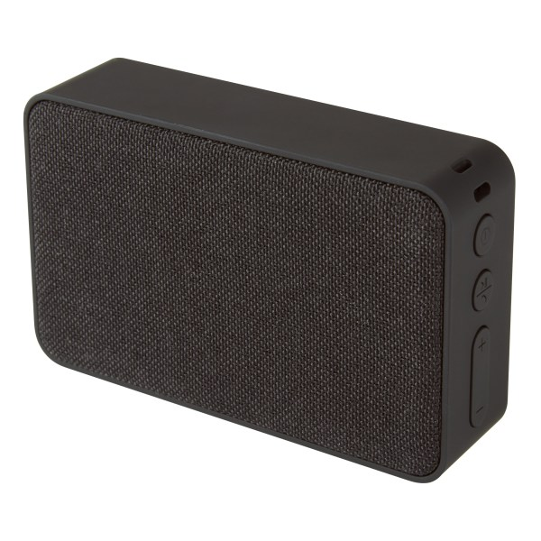 Ativa Wireless Speaker, Fabric Covered, Black, B102BK