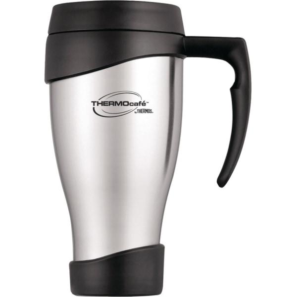 Thermos Stainless Steel Travel Mug - 24 oz - Polyurethane