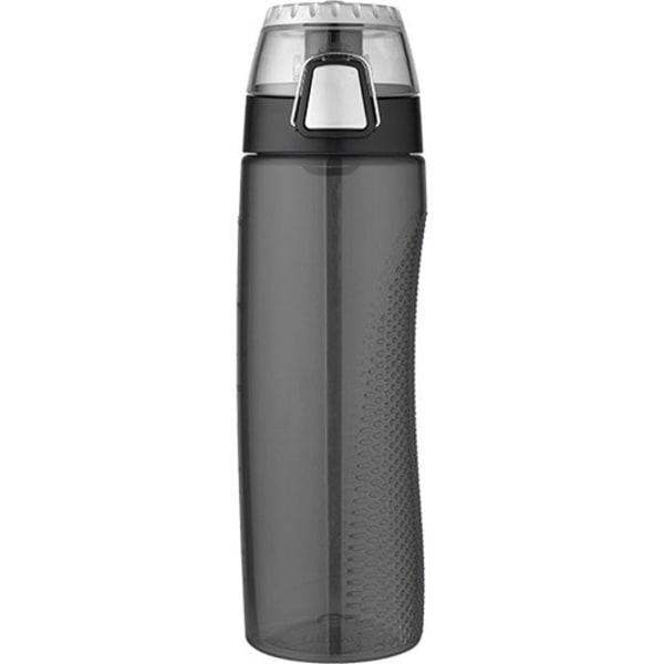 Thermos Hydration Bottle with Meter 24 oz - Smoke - 24 fl oz - Smoke - Copolyester