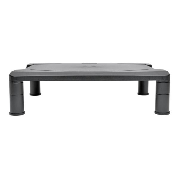 Tripp Lite Universal Monitor Riser Stand Computer Laptop Printers 1.25-5.5  - 40 lb Load Capacity - 5.5  Height x 15.6  Width x 11.3  Depth - Desktop,
