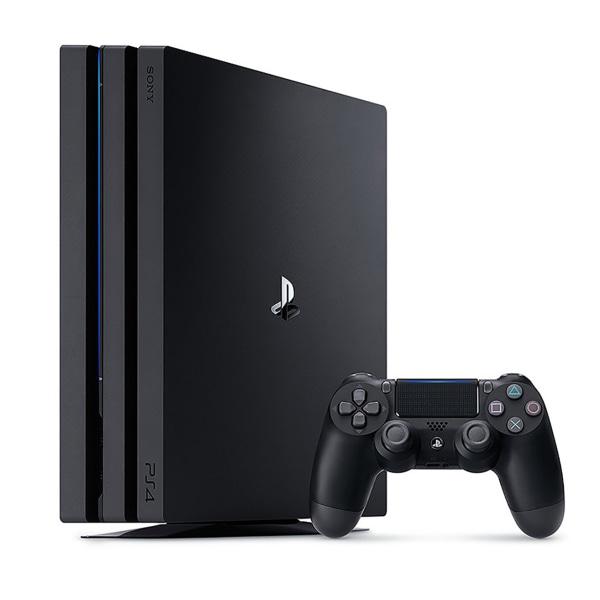 Sony PlayStation 4 Pro Console, 1TB, Black
