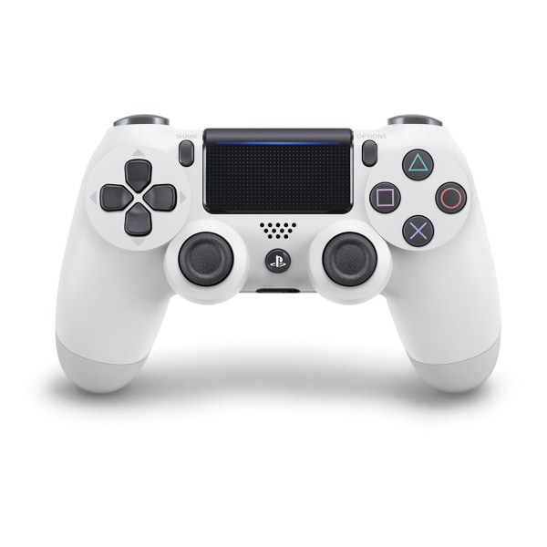 Sony PlayStation 4 DualShock 4 Wireless Controller, White