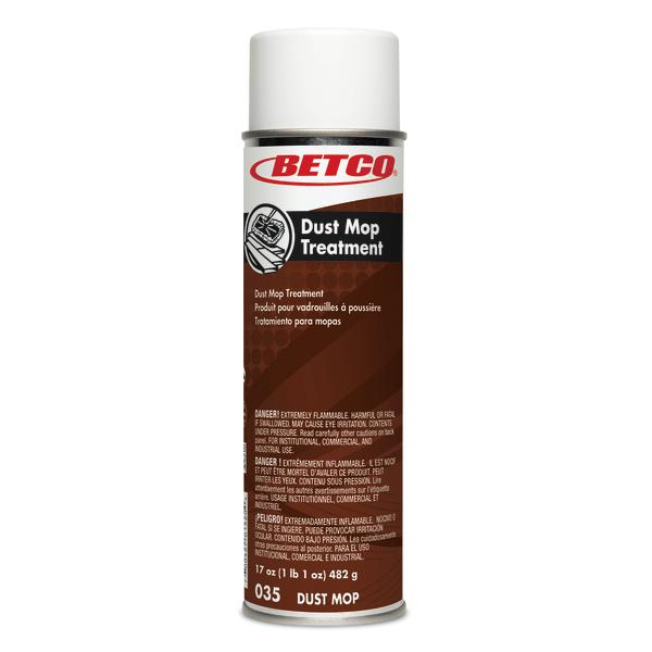 Betco� Dust Mop Treatment, Citrus Scent, 17 Oz Can, Case Of 12 -  035238V