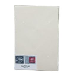 """Gartner Studios® Envelopes, 5 3/4"""" x 8 3/4"""", Ivory, Pack Of 50"""