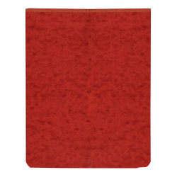 "ACCO® Presstex® Tyvek®-Reinforced Top Binding Cover, 8 1/2"" x 11"", 60% Recycled, Red"