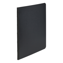 "ACCO® Presstex® Binder, Side Bound, 11"" x 8 1/2"", 60% Recycled, Black"