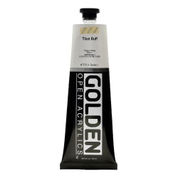 Golden OPEN Acrylic Paint, 5 Oz Tube, Titan Buff