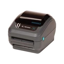 Zebra® GK420d Monochrome (Black And White) Thermal Label Printer