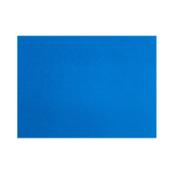 """LUX Flat Cards, A1, 3 1/2"""" x 4 7/8"""", Boutique Blue, Pack Of 500"""