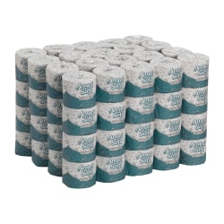Angel Soft® by GP PRO Professional Series® Premium 2-Ply Embossed Toilet Paper, 450 Sheets Per Roll, 80 Rolls Per Pack
