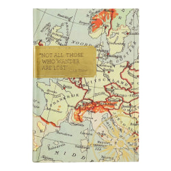"Eccolo™ Map Travel Journal, 6"" x 8"""