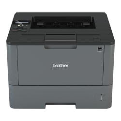 Brother HL-L5200DW Wireless Laser Monochrome Printer