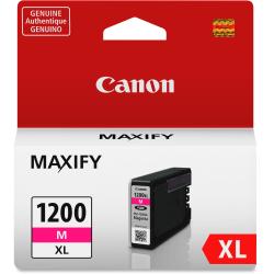 Canon PGI-1200 XL High-Yield Magenta Ink Tank (9197B001)