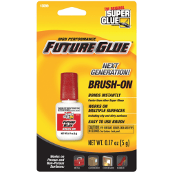 Super Glue Future Glue Brush-on Glue - Pottery, ...