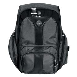 """Kensington® SkyRunner Contour Backpack With 16"""" Laptop Pocket, Black"""