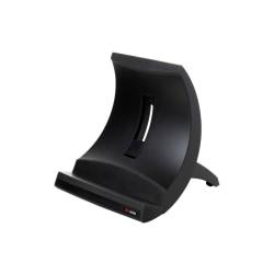3M™ LX550 Adjustable Notebook Riser, Black