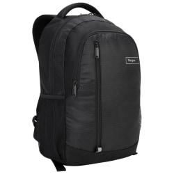 Targus® Sport Laptop Backpack, Black