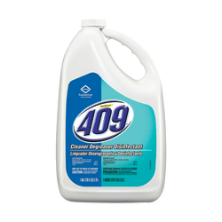 Clorox® 409® Cleaner Degreaser Disinfectant Refill, 128 Oz Bottle