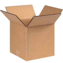 "Office Depot® Brand Double-Wall Heavy-Duty Corrugated Cartons, 9"" x 9"" x 9"", Kraft, Box Of 15"