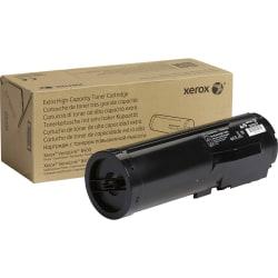 Xerox® 106R03584 Extra-High Yield Black Toner Cartridge (XER106R03584)