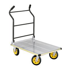 Safco® STOW AWAY® Platform Truck, 1000-Lb. Capacity