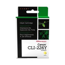 Clover Technologies Group™ CTGCLI226Y Remanufactured Yellow Ink Cartridge Replacement For Canon CLI-226 / 4549B001