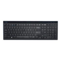 Kensington Slim Type Keyboard, Black