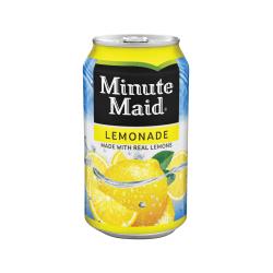 Minute Maid Lemonade, 12 Oz, Pack Of 24