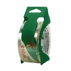 "Duck® HP260™ Packaging Tape, In Dispenser, 2"" x 60 Yd., Clear"