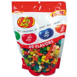Jelly Belly® Jelly Beans Stand-Up Bag, 32 Oz. Bag