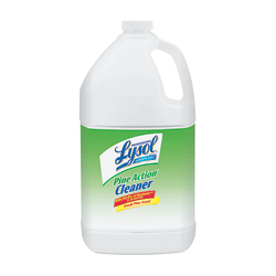 Lysol® Professional Brand II Disinfectant Pine Action Cleaner, Pine Scent, 128 Oz Bottle