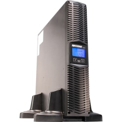 Minuteman EnterprisePlus LCD E750RT2U 750VA Tower/Rack Mountable Line-Interactive UPS - 2U Rack/Tower - 8 Hour Recharge - 8 Minute Stand-by - 120 V AC Input - 8 x NEMA 5-15R