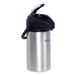BUNN 3.0L Lever-Action Airpot, Stainless Steel, 32130.0000