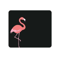 "OTM Essentials Mouse Pad, Flamingo, 10"" x 9.13"", Black, V1BM-CRIT-01"