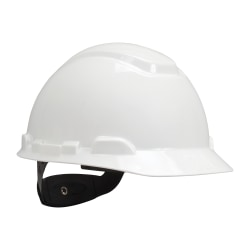 3M™ H-701R-UV Hard Hat, One Size Fits Most, White