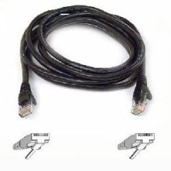 Belkin Cat6 Cable - RJ-45 Male - RJ-45 Male - 15ft - Gray