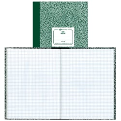"""Avery® Quadrille Laboratory Notebook, 7 7/8"""" x 10 1/4"""", Quadrille Ruled, 60 Sheets"""