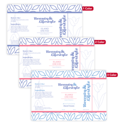 """Custom 1-Color Advertising Labels, Rectangle, 4"""" x 6"""", Roll Of 250 Labels"""