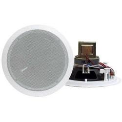 Pyle Pro PDIC60T 2-Way Speakers, Pack Of 2 Speakers