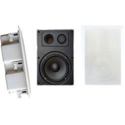 Pyle PDIW81 400W 2-Way Speaker, White