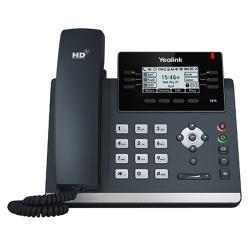 Yealink Ultra-Elegant 6-Line VoIP Desk Phone, YEA-SIP-T41S