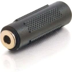 C2G 3.5mm F/F Stereo Coupler - Mini-phone Female - Mini-phone Female