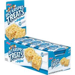 Rice Krispies Original Marshmallow Treats, 1.3 Oz, Pack Of 20